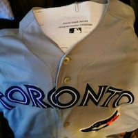 Game used jersey