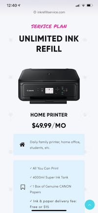 Printer repair Coquitlam, V3K 1N3