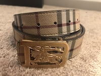 Burberry belt Oxon Hill, 20745