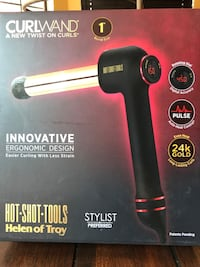 Hot Shot Tools Curl-wand New Twist on curls Fresno, 93722