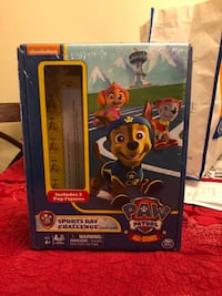 Nick Paw Patrol All Stars Sports Day Challenge Path Game Exclusive Grapevine, 76051