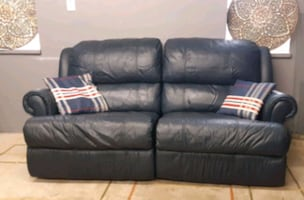 Double recliner sofa/ delivery available