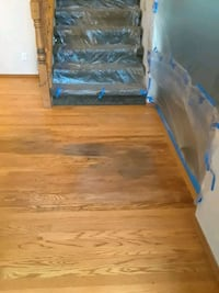 reparation hardwood floor