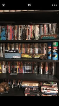 Over 400 dvd all good titles