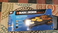 Black and Decker Griddle Silver Spring, 20910