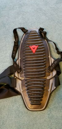 Dainese back protector very best new (value $260) Toronto, M8V 3W6