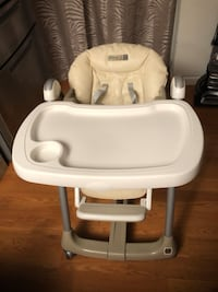 Pegperego Prima Pappa Diner  High Chair. $70
