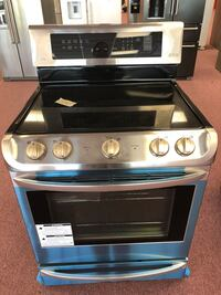 Electrical Stove 5 burners Brand NEW LG North Lauderdale, 33319