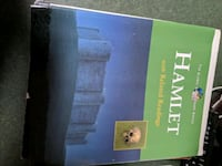 Hamlet book by Shakespeare Calgary, T1Y 7G8