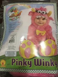 pinky winky Paterson, 07501