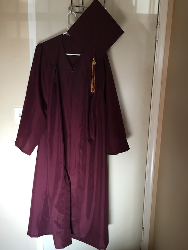 Used ASU graduation Cap & Gown for sale in Tempe - letgo