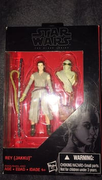 Star Wars The Black Series Rey (Jakku) Atlanta, 30324