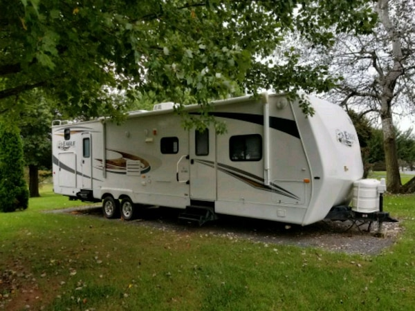 2011 Jayco Eagle RV trailer