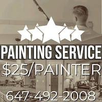 house staging painting Brampton