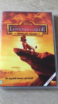disney lovenes garde dvd