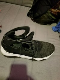 pair of black-and-white Nike running shoes Whittier, 90606