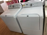 Maytag white washer and dryer set $600 Woodbridge, 22191
