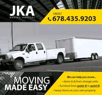 Furniture Delivery/Moving Service Decatur, 30034
