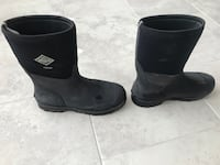 Men's size 13 black muck boots Kissimmee, 34746