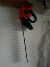 black and red hedge trimmer Elk Grove