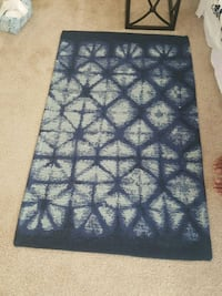 2 blue and light turqoise area rug Norfolk, 23509