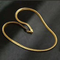 gold-colored chain necklace Silver Spring, 20904