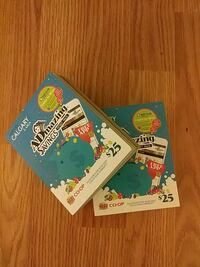 Coupon books  Calgary, T2A 3P2