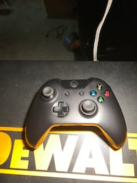 Xbox One Wireless controller. Black