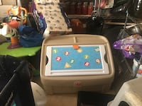 First toy box