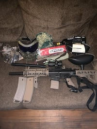 Paintball Gun and Accessories Danvers, 01923