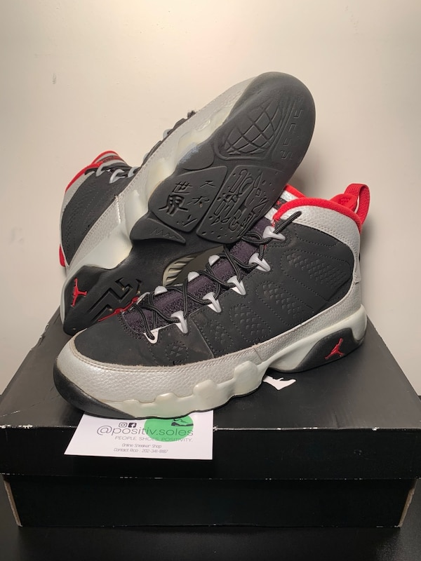 best sneakers 3dc03 f8a50 Air Jordan 9 Kilroy size 6Y