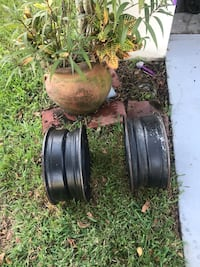 Steel wheels 16x6.5 (from a Camry) Tampa, 33647