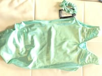 green and white Nike shorts Raleigh, 27613