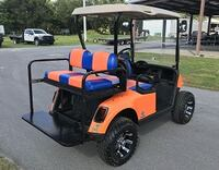 Ez Go Electric Delicate 2Q16 Golf Cart