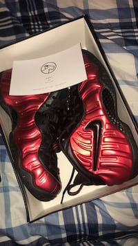 Foamposite size 9.5 Germantown, 20876