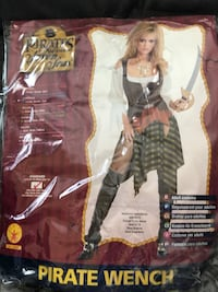 Adult Pirate Wench Costume Mississauga, L5B 1M8