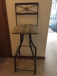 2 Spectator Height Bar Stools Independence, 64057