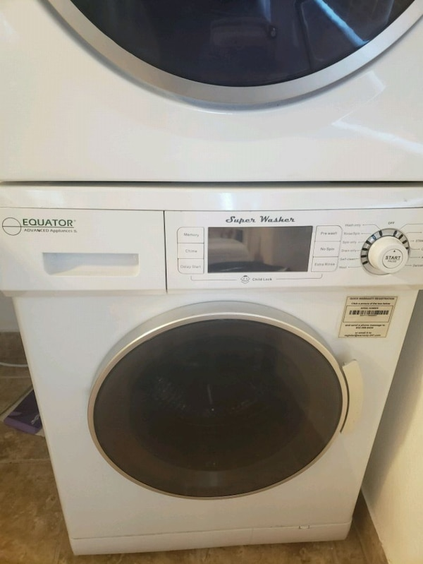 Used Washing Machine Apartment Size Must Go For In San Lorenzo