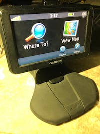black Garmin GPS navigator with box Corona, 92882