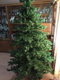 NOMA Christmas Tree 6foot 8inches