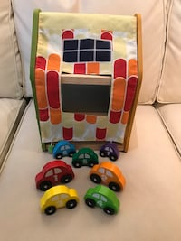 baby's multicolored activity gym Edmonton, T6L 1M6