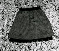 women's gray and black skirt Vancouver, 98662
