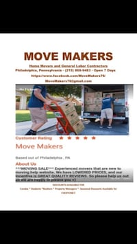 Movers Philadelphia