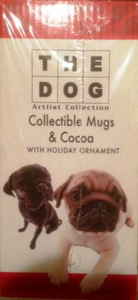 Brand New The Dog Mugs and Cocoa for sale Brampton
