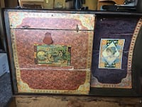 Late 1800s – early 1900s authentic Victorian ladies steamer trunk Naples, 34103