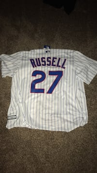 Addison Russell Cubs jersey Pingree Grove, 60140