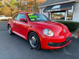 2012 Volkswagen Beetle for sale