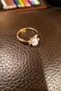 14k gold opal stone ring Brandon, 57005