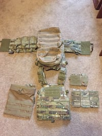 Airsoft Plate Carrier and BDU Quarryville, 17566