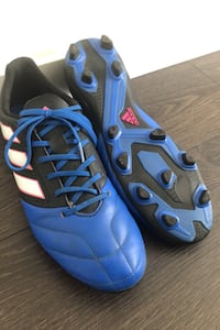 Adidas Soccer Cleats (size 11)